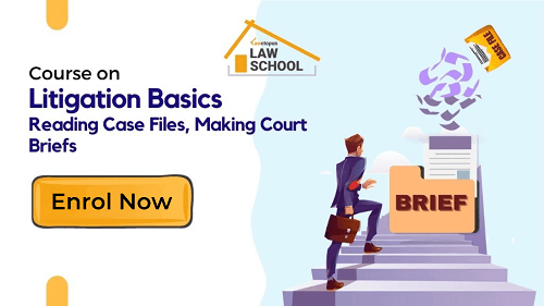 Course on Litigation Basics