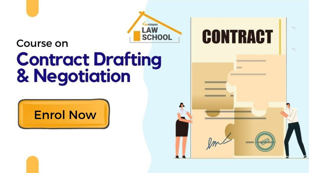 Contract Drafting & Negotiation